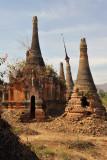 Temple ruins, Nyaung Ohak