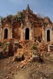 Large temple at Nyaung Ohak
