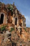 Temple ruins of Nyaung Ohak