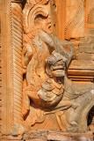 Sculpture ruins, Nyaung Ohak