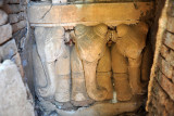 Throne made of three elephants, Nyaung Ohak