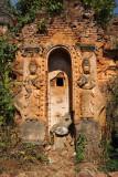 Temple niche, Nyaung Ohak