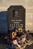 Heroes Acre - John Alphons Pandeni (1950-2008)