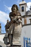 The Twelve Prophets of Aleijadinho - Isaiah