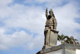 The Twelve Prophets of Aleijadinho - Obadiah