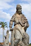 The Twelve Prophets of Aleijadinho - Daniel