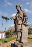 The Twelve Prophets of Aleijadinho - Amos