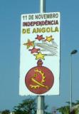11 de Noviembro - Independéncia de Angola