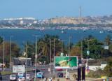Northbound of Rio de Samba towards the City Center