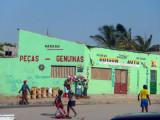 Street life, Luanda