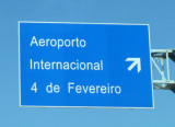 Aeroporto Internacional 4 de Fevereiro, Luanda