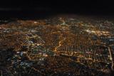 The massive sprawl of São Paulo, Brazil