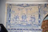 Portuguese tiles, Igreja de Nossa Senhora de Nazaré