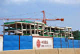 Chinese construction - CITIC, Angola
