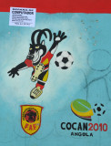 2010 Africa Cup of Nations, Angola