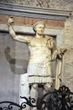 Emperor Constantine legalized Christianity in the Roman Empire in 313 AD
