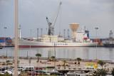 Sea Trade Hope Bay at the Port of Tripoli, December 2010