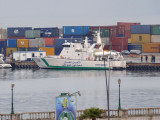 Italian-built Libyan Coast Guard vessel (300), Port of Tripoli