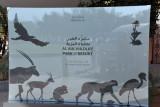 Al Ain Zoo rebranded itself the Al Ain Wildlife Park and Resort