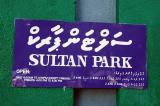 Sultan Park, Male'