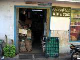 A.I.F & Sons in the market district of Male'