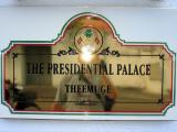 Theemuge, the Presidential Palace of the Maldives, Male'