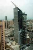 New tower under contruction Jabar al-Ahmad Street