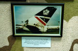 British Airways 747 destroyed on the ground in Kuwait City by the Iraqis