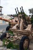 Iraqi anti-aircraft battery