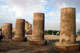Temple of Kom Ombo forecourt