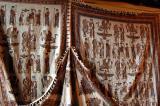 Ancient Persian themed textiles, Isfahan