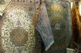 Persian carpets, Isfahan bazaar
