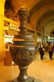 Giant vase near the Imam Mosque