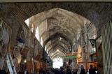 Bazaar arcade leading west from Imam Square