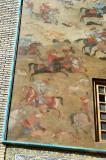 Qeysarieh Portal to the Bazar-e Bozorg detail