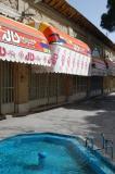 One of the old caravanserais, Bazar-e Bozorg