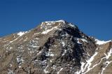 Snowy peaks, springtime, central Iran