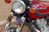 Sahab Motorcycle