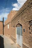 Alley in SW old town Yazd