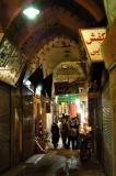 Yazd Bazaar arcade