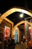 Yazd bazaar at night