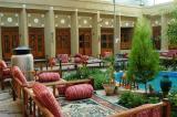 Courtyard, Silk Road Hotel