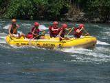 Nile Whitewater Rafting, Jinja