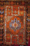 Prayer carpet, Konya (Bellini type) 18th C., Mosque of Sheyh Baba Yusuf, Sivrinisar-Eskisehir