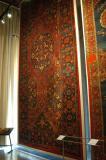 Medallion Usak Carpet, 16th C, Sultan Selim Mosque, Konya