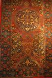 Medallion Usak Carpet, Ottoman period, 16th C., Piyale Pasha Mosque, Istanbul