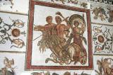 Detail from the Trajan Baths, Acholla
