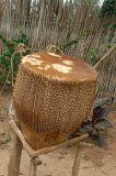 Traditional African drum, Uganda