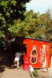 Coca Cola stand, Kivukoni Front Rd