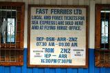 Zanzibar Ferry Terminal - Fast Ferries Ltd